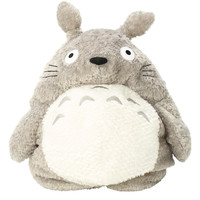 Studio Ghibli My Neighbor Totoro Plush Backpack