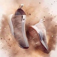 Naked x Kith x Adidas Consortium NMD CS2 Sandstone BY2597