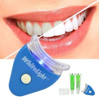 Healthy Teeth 1 Set White LED Light Whitening Teeth Gel