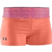 Under Armour Women's HeatGear Sonic Printed Shorts - Dick's Sporting Goods
