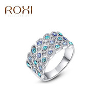 Roxi Classic Silver Plated Crystal For Women 2010427320a