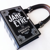 Jane Eyre Book Purse by NovelCreations on Etsy