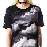 Widow Four Elements Graphic Tee Black