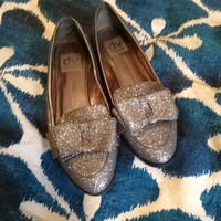 Dolce Vita Sparkle Flats W Bow Front Dolce Vita 6 by Suzanne Shpall