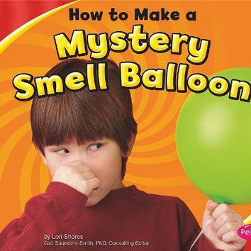 How to Make a Mystery Smell Balloon Pebble Plus