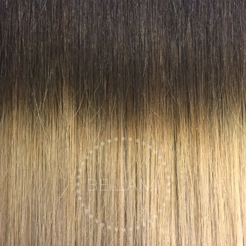Burciaga Blends Ombre (#2/24) by Clip-In Hair Extensions | Professional Hair Styling Tools | Haircare by BELLAMI Hair | Clip-In Hair Extensions | Professional Hair Styling Tools | Haircare by BELLAMI Hair
