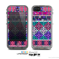 Skinz for the iPhone 5c LifeProof Case