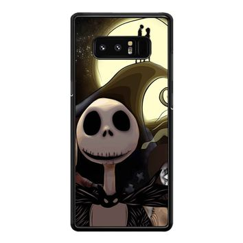 The Nightmare Before Christmas The Mon 2 Samsung Galaxy Note 8 Case