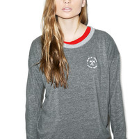 Camp Collection Blaze You Own Trail Sweatshirt Charcoal