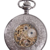 Cathedral Pocket Watch