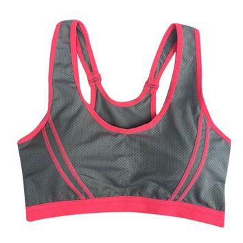 Fashion Women Padded Tanks Brsa Fitness Crop Stretch Vest Tops