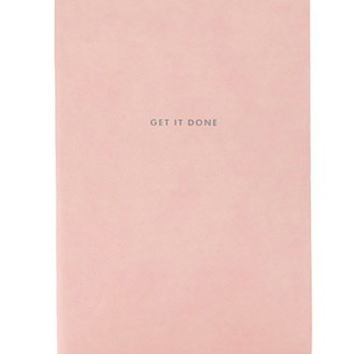 Fringe Studio Get It Done Notebook