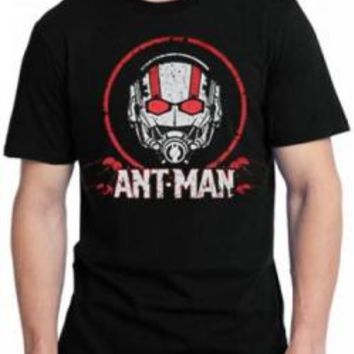 Ant Man T-Shirt - Marvel Comics Mask