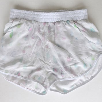 Rain Drop Yardage Shorts