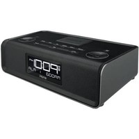 iHome Ibn43bc Bluetooth Stereo Dual Alarm FM Clock Radio and Speakerphone with USB Charging - Walmart.com