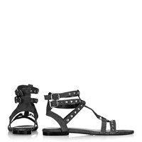 FIRE Studded Sandals | Topshop