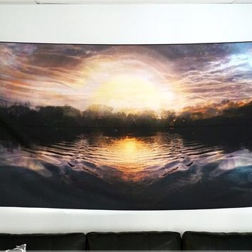 Illuminate Tapestry by Peter Westermann