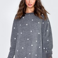 Football Star Roadtrip Sweater