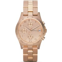 MARC BY MARC JACOBS Henry Rose Gold Watch, 36.5mm - Jewelry & Accessories - Bloomingdale's
