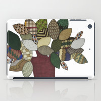Tree and Sheep iPad Case by Erin Brie Art