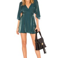 Tularosa Rosie Dress in Emerald | REVOLVE