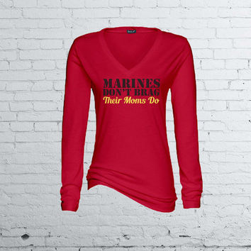 Marines Wife, Mom or Girlfriend - T-shirt or Sweatshirt