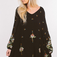 Free People Oxford Mini Dress