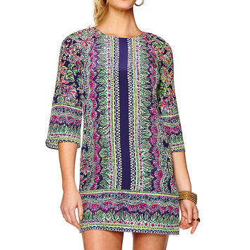 Lilly Pulitzer Rylee Silk Shift Dress