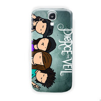 Pierce The Veil Band For Samsung Galaxy S4 Case
