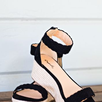 Order 1 size down Platform Wedge Shoes