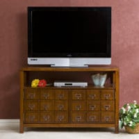 BBC America Shop - Library Style TV Stand/Media Cabinet