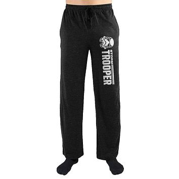 MPLP Star Wars Storm Trooper Men's Loungewear Pajama Lounge Pants