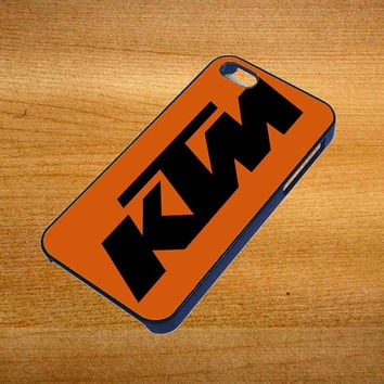 ktm logo For iPhone 4 / 4S Case *76*