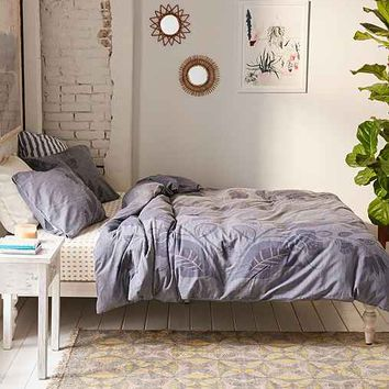 Cecelia Chambray Duvet Cover