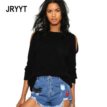 JRYYT 2017 New  Female Casual Joker Sweater