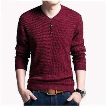 Knit Mens Tunic