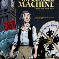 The Time Machine (Classic Fiction) Library Binding – September 1, 2007