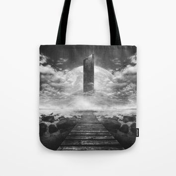 Some day soon Tote Bag by HappyMelvin