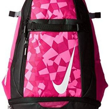 Nike Vapor Select 2.0 Graphic Baseball backpack vivid pink