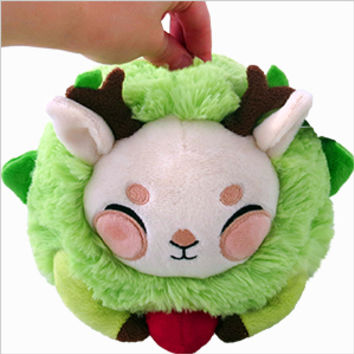 Mini Squishable Wood Sheep