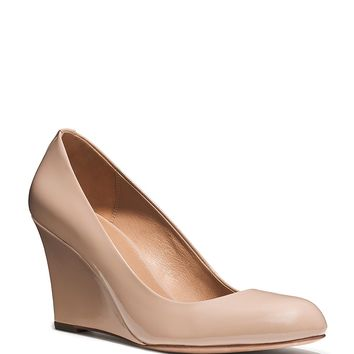 COACH Rileigh Pump Wedge