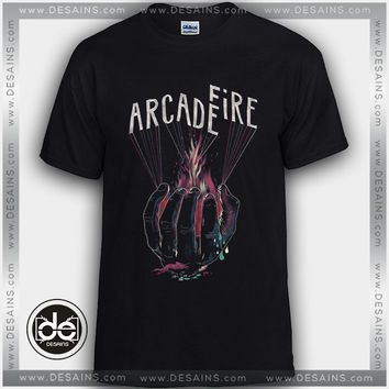 Best Tee Shirt Dress Arcade Fire Symbol Tshirts Band Review