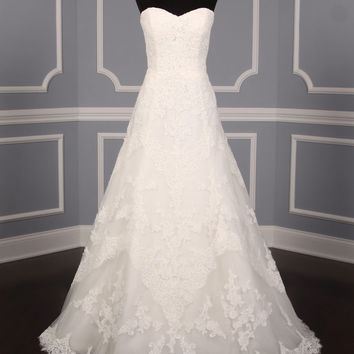Pronovias Basma Wedding Dress On Sale - Your Dream Dress
