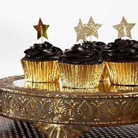 Star Treat Toppers Set- Black One