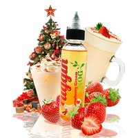 Strawberry Cream Nog 120mL
