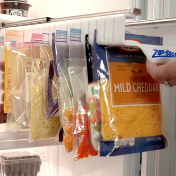Zip n Store – Food Storage, Simple and Easy!