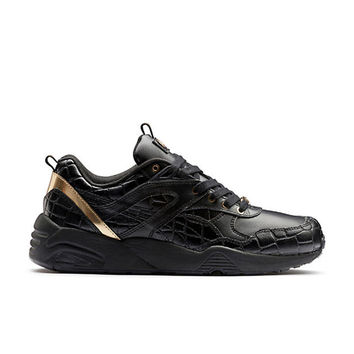 Puma - W R698 Exotic Women's - Black-Gold