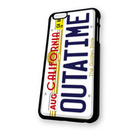CALIFORNIA OUTATIME iPhone 6 case