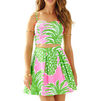 Parfait Crop Top & Skirt Set - Lilly Pulitzer