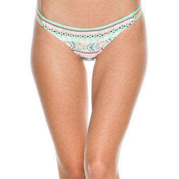 EIDON CHINCHA ALTA STRAPPY ZINNIA BOTTOM